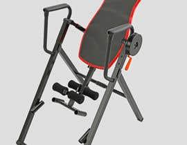 nº 16 pour 3D Modelling - Inversion Table - Sports Equipment par DanielTuring
