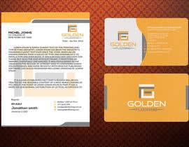 nº 105 pour Design Business Cards and letterhead par sujan18