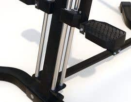 nº 20 pour 3D Modelling - Vertical Climber - Sports Equipment par BH5