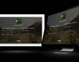 #5 for Design a Website Mockup by pilipenko2001