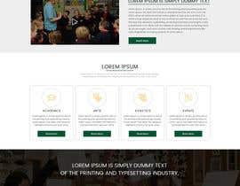 #4 for Design a Website Mockup by sudpixel
