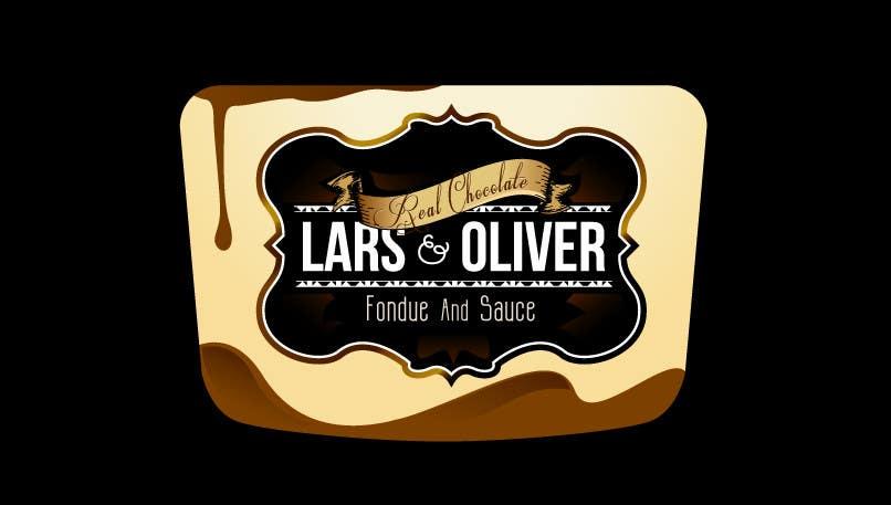 Inscrição nº                                         62                                      do Concurso para                                         Print & Packaging Design for Lars & Oliver Real Chocolate Fondue & Sauce
