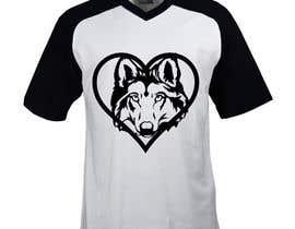 nº 10 pour Design a 30 T-Shirt's on dog theme par tahminachumki