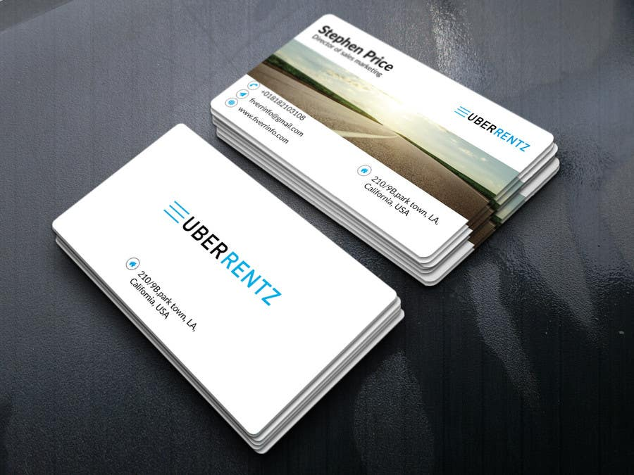 Proposition n°42 du concours Design some Business Cards