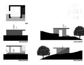 """nº 79 pour Architectural design of """"sleeping sheds"""" par hdale"""