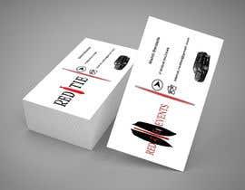 nº 43 pour Chauffeur business card par mdisrafil877