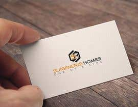 nº 152 pour Home Builder Business Logo Design par sadikraj