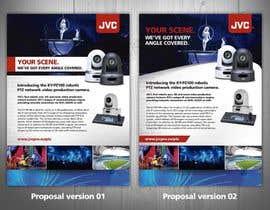 nº 1 pour New look and feel for JVC Professional par PabloSabala