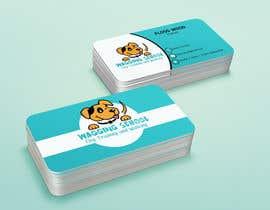 nº 93 pour Business Card for Dog Trainer par nusrat39kanan