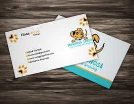 nº 32 pour Business Card for Dog Trainer par sujatasuja