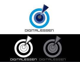 nº 296 pour Logo para una agencia online par RoberFlores