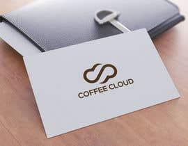 nº 96 pour Coffee Cloud Logo par Gradesignersuman