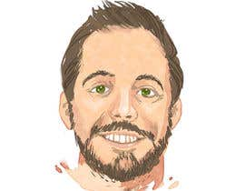 nº 37 pour Create a cartoon/illustrated image of me for use as an online avatar par wpurple
