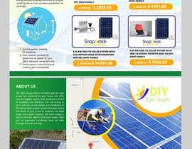 nº 19 pour Design a Brochure par maidang34