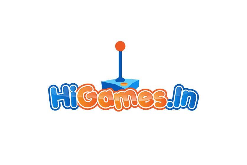 Bài tham dự cuộc thi #83 cho Logo Design for HiGames.In