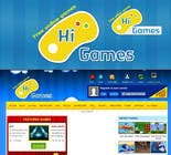 Logo Design for HiGames.In için Graphic Design47 No.lu Yarışma Girdisi