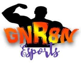 nº 300 pour GNR8N  Esports logo par memo14
