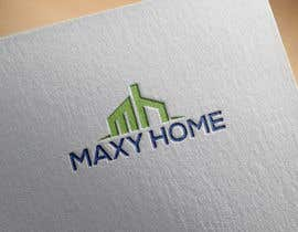nº 16 pour Design a Logo for: MAXY HOME par ZannatDesign