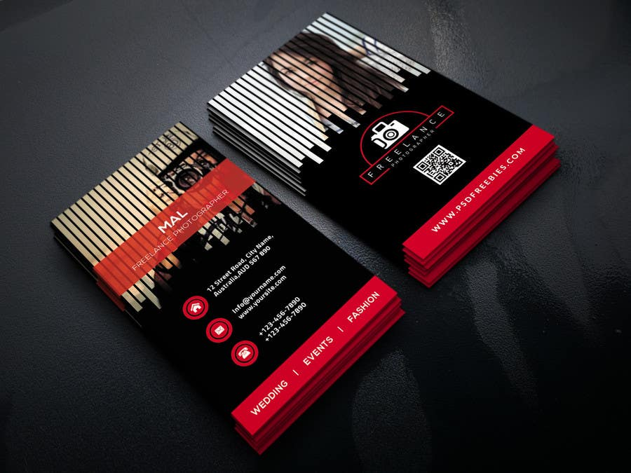 Proposition n°55 du concours Logo and business card