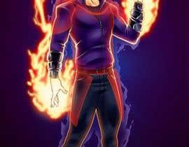 jona6256 tarafından Design a new comic book hero! için no 69