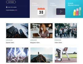 nº 19 pour Design a Website Mockup par nizagen