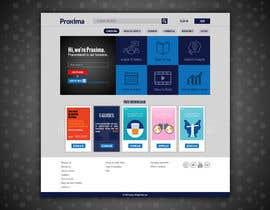 nº 16 pour Design a Website Mockup par sharpBD