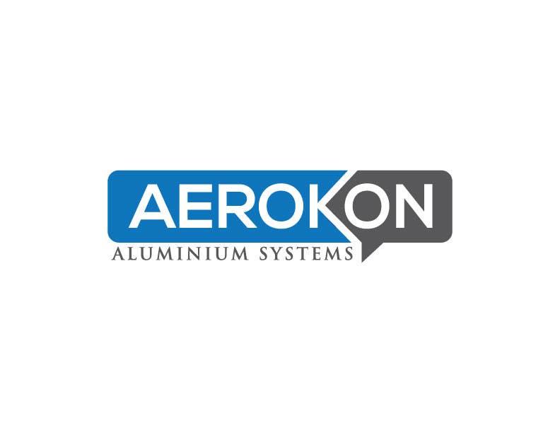 Proposition n°38 du concours Logo for Aluminium Facade Window Company