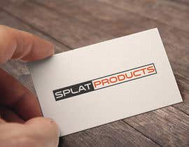 nº 77 pour Design a Logo - Splat Products par moniruzzaman7