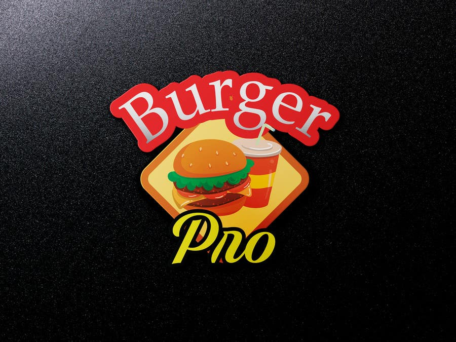 Proposition n°119 du concours Design two Logos for a Burger restaurant