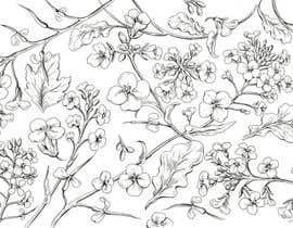 nº 25 pour Illustrate Rapeseed flowers par lausta