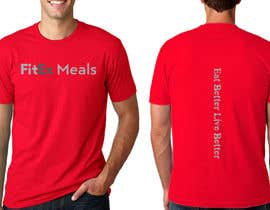 #21 for Design a T Shirt for a Meal Prep Company by Rezaulkarimh