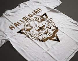 nº 42 pour Design a T-Shirt - Hallelujah par ARArif09