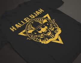 nº 43 pour Design a T-Shirt - Hallelujah par ARArif09