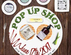 nº 9 pour Pop Up Shop for Vegan, Cruelty Free Makeup and Body Products par frontrrr