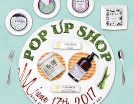 nº 18 pour Pop Up Shop for Vegan, Cruelty Free Makeup and Body Products par frontrrr