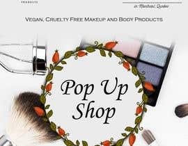 nº 20 pour Pop Up Shop for Vegan, Cruelty Free Makeup and Body Products par GatouLi