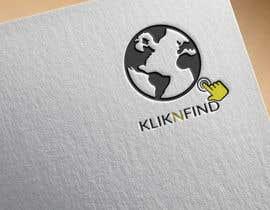 nº 10 pour Kliknfind: Logo design par pixartbd