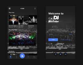 nº 23 pour Design an App Mockup par bagasmr
