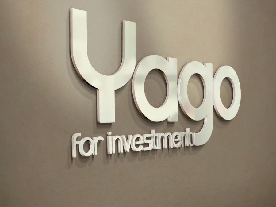 Конкурсная заявка №290 для Logo Design for Yago, it's a company for investment, construction and oil