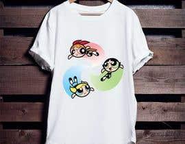 nº 52 pour Design a T-Shirt par TuhinDesign
