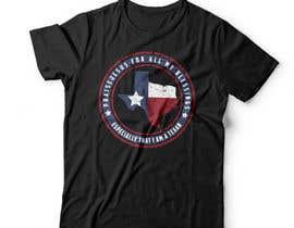 nº 26 pour Design a T-Shirt - Praise /Texas par DAISYMURGA