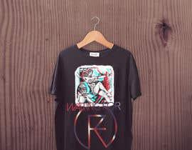nº 18 pour Design a T-Shirt for Indie Pop Band par TouhidJunaid