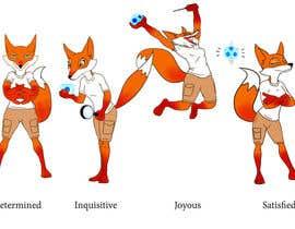 "nº 97 pour Develop a fox as a 'human"" character. par JudeVictor"