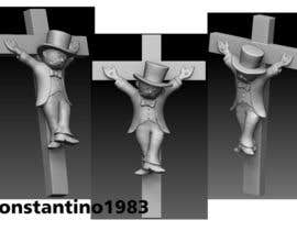 nº 6 pour Convert the attached image to a (prinatable) 3D model par constantino1983