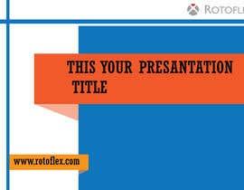 nº 1 pour Design a Powerpoint template par designerffk24