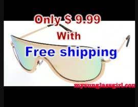 nº 3 pour Video for sunglasses 15 Sec to 30 Sec par designerkrish