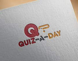 #28 for I need a Logo for a site that I am designing.  The site will be called Quiz-A-Day. by usamainamparacha