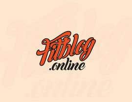 nº 74 pour Design a Logo for Fitblog.online par CreativeJAC