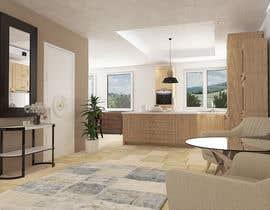 nº 27 pour Restyling our living room par mariamomar93