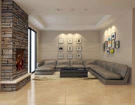 nº 25 pour Restyling our living room par ArchiA14